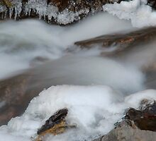 Bear Creek...Winter by chas48