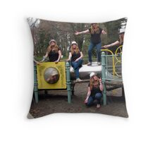 7 Shannon's Throw Pillow