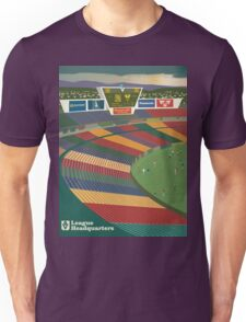 VFL Park - League HQ Hell Kelpie version Unisex T-Shirt