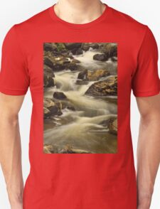 Waterfall - Old Chelsea, Quebec Unisex T-Shirt