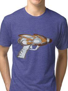 Raygun Pow Tri-blend T-Shirt