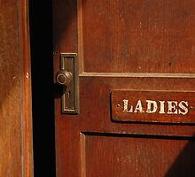Ladies Room II by mnkreations