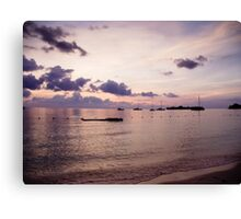 Opal Sands Canvas Print