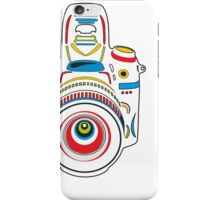 Rainbow Camera Fun iPhone Case/Skin