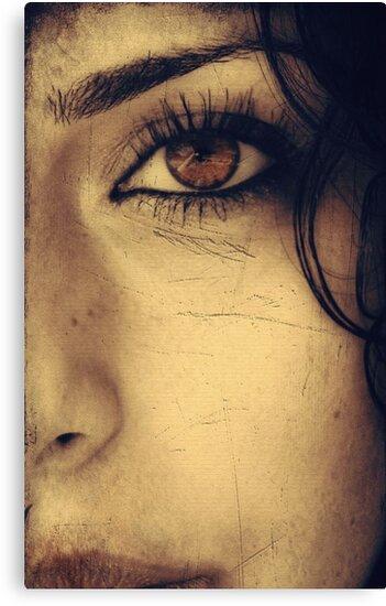 evil eye by Angel Warda