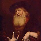 Rembrandt From Da Hood by Mike Rowley