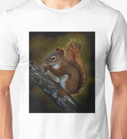 Red Squirrel - Photoshop Manipulation T-Shirt