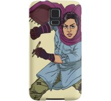 the heroes we deserve - Atena Farghadani Samsung Galaxy Case/Skin