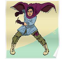 the heroes we deserve - Atena Farghadani Poster