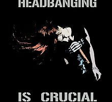 Headbanging is crucial I by FloQuiroga