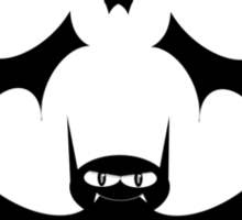 bats Sticker