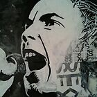 Johnny Rotten   by indopendent