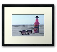 SoBe or not SoBe? Framed Print