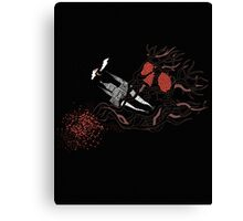 One more Nightmare Canvas Print