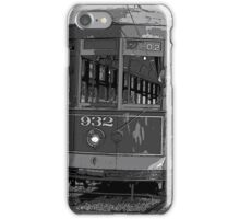 trolley car iPhone Case/Skin