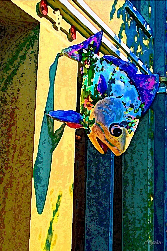 fish art by rfsjraia