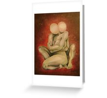Under Your Wings p Greeting Card