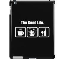 The Good Life Duck Hunting iPad Case/Skin