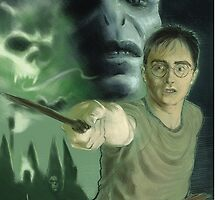 Harry Potter by Shane Kirshenblatt
