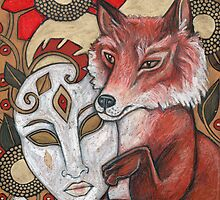 The Fox Maiden by Lynnette Shelley