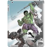 Hulk Smash ATAT iPad Case/Skin
