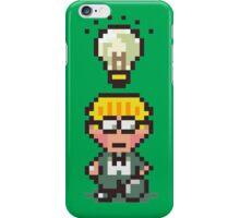 Jeff - Earthbound iPhone Case/Skin