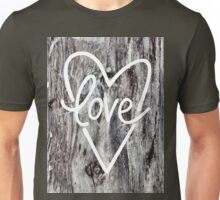 Love 3 Unisex T-Shirt