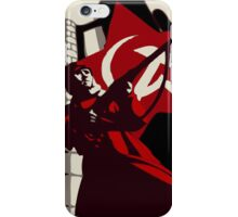 POWER TO THE MASSES iPhone Case/Skin