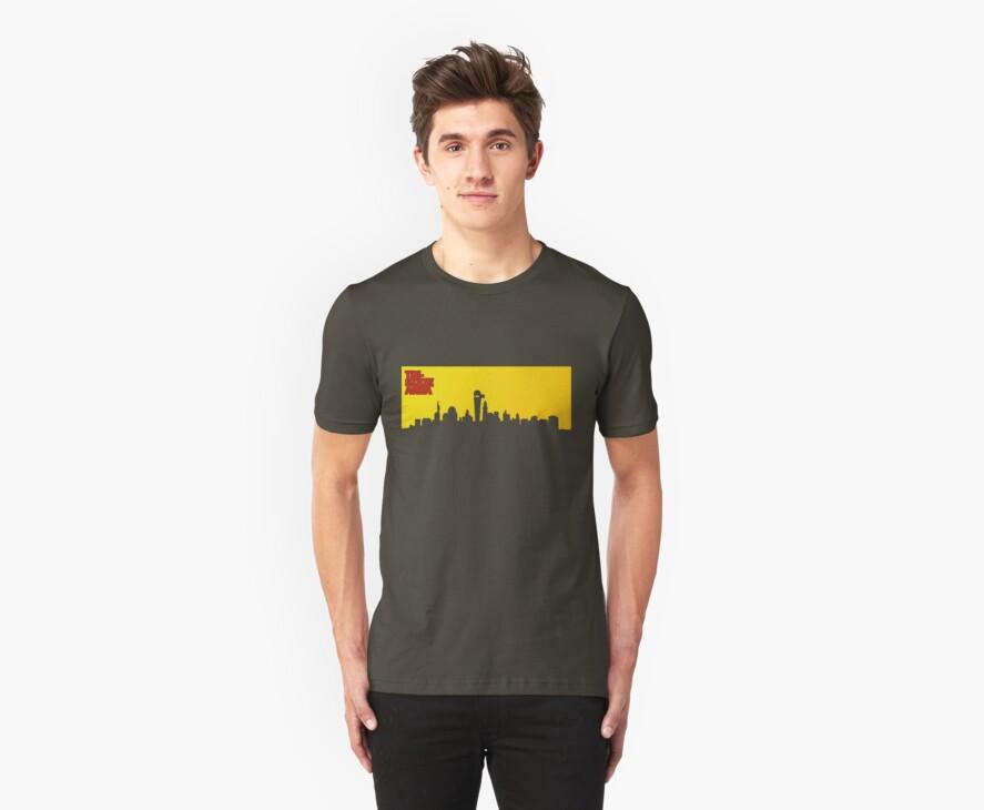 Tri-State Area Skyline by shirtforbrains
