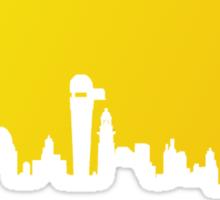 Tri-State Area Skyline Sticker
