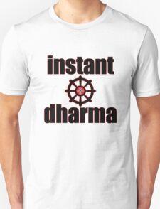 instant dharma wheel of life T-Shirt