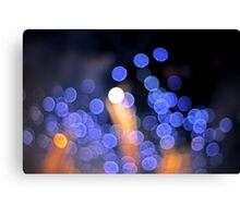 :o  ... attack of the bubblegum people  Canvas Print