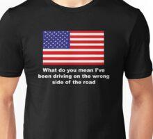 USA Travellers T-Shirt Unisex T-Shirt