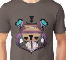 Sierpinski Hearts Unisex T-Shirt