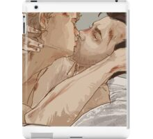 smooch iPad Case/Skin