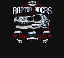 Jurassic World Raptor Riders Biker Insignia Unisex T-Shirt