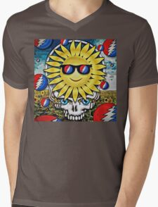 Solstice 2015 Mens V-Neck T-Shirt