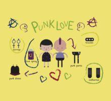 Punk Love Kids Tee