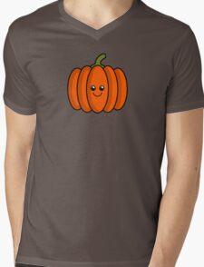 Cute Pumpkin Mens V-Neck T-Shirt