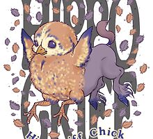 Hippogriff Chick by helloheath