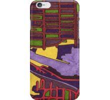 Salmon Bay, Seattle iPhone Case/Skin