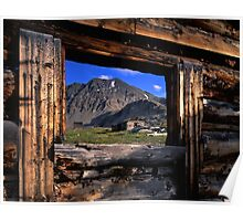 Colorado Ghost Town Poster