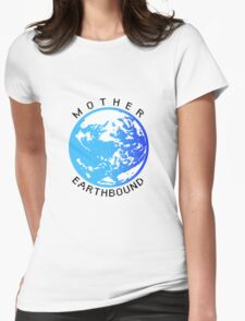 Mother Earthbound Womens Fitted T-Shirt
