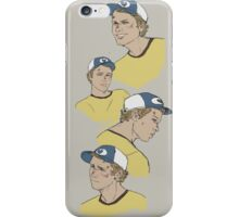 Yellow survivor- Ellis iPhone Case/Skin