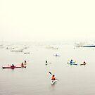 kayak by sara montour