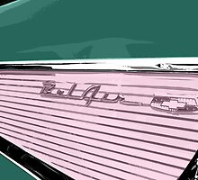 1957 Chevy Bel Air by thedevilstrip