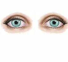 Eyes by Christopher Vitkovsky