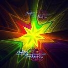 rainbow star by LoreLeft27