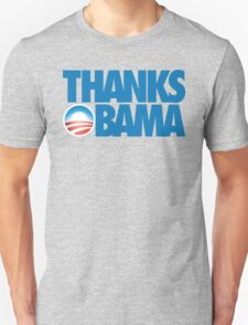 Thanks Obama Unisex T-Shirt
