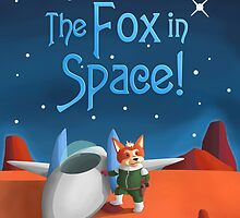 The Fox In Space! by spykles
